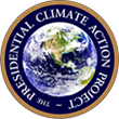 Presidential Climate Action Project Logo